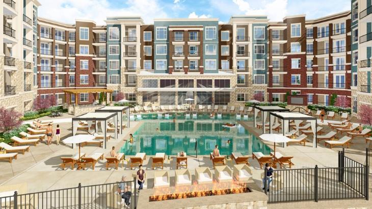 new luxury apartments in Lenexa, KS