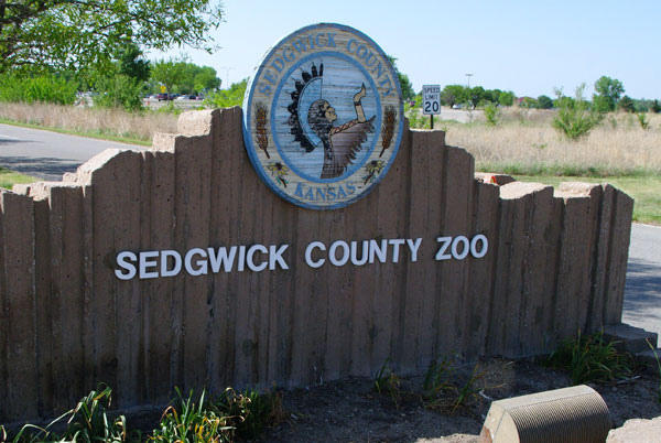 sedgwick county zoo kansas