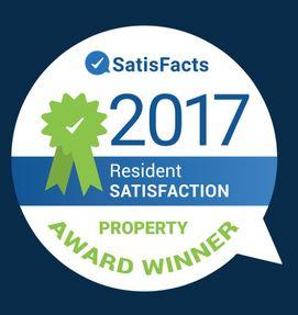 residentsatisificatin award