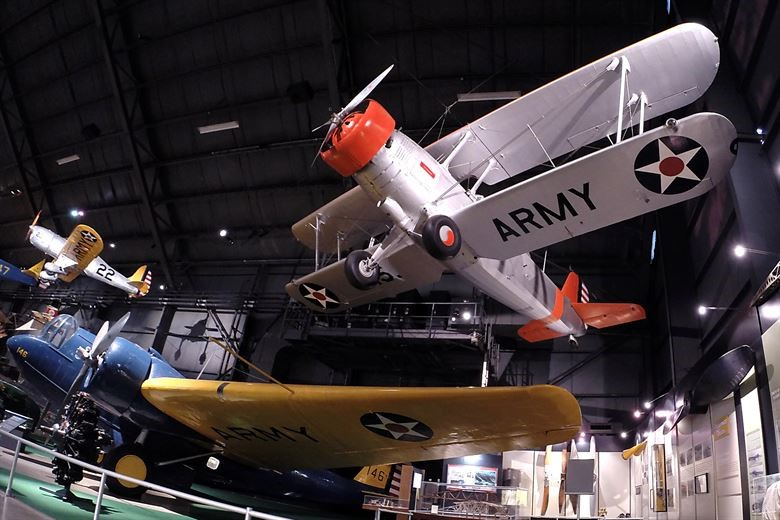 national museum of the united states air force dayton ohio