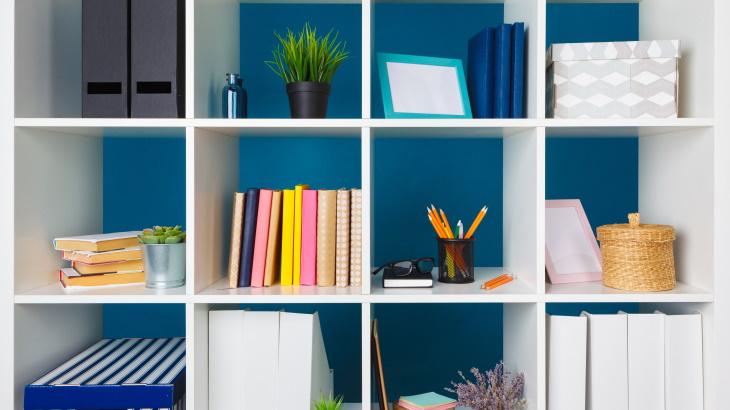 apartment storage and furniture