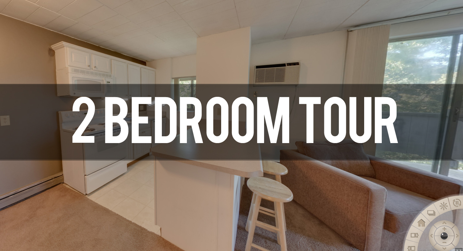 Virtual Tour of Woodmere Apartments in East Lansing | Michigan State University Apartments