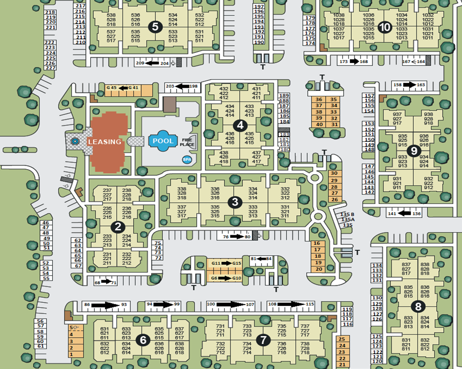 property site map