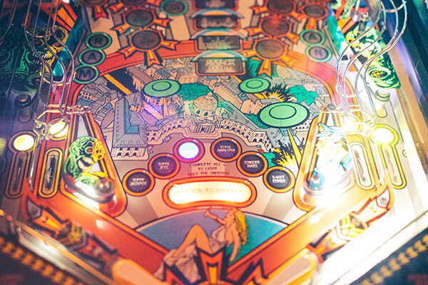 arcade in rochester mn