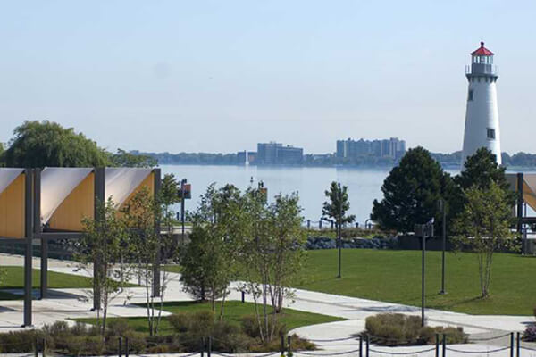 william g milliken state park and harbor