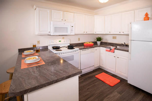 Campus View Apartments | East Lansing Apartments Near Michigan State University