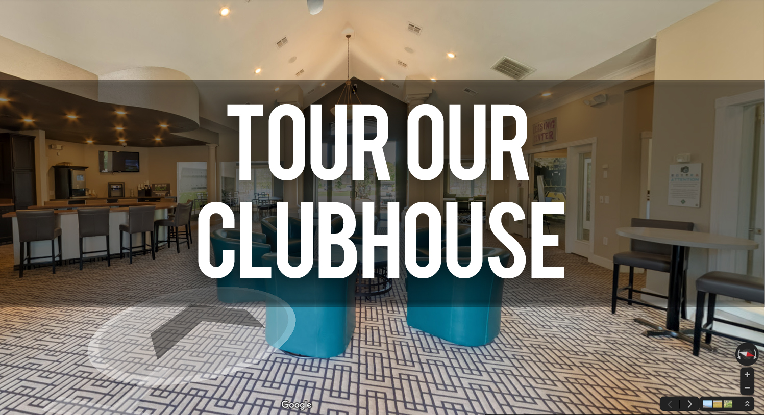 Virtual Tour of The Clubhouse at College Towne Apartments