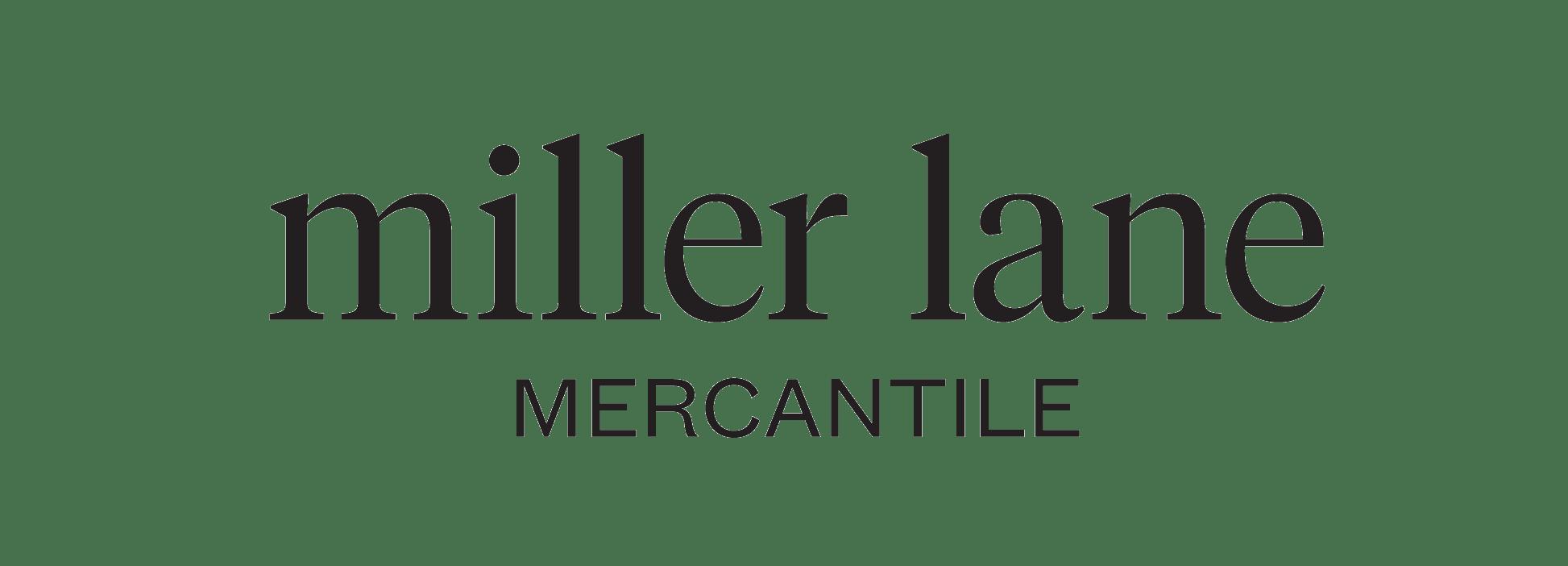 Miller Lane Mercantile Logo
