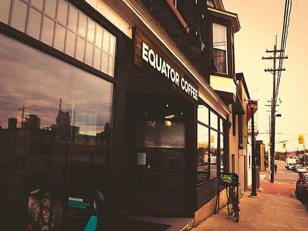 The image of Equator Coffee's Westboro location