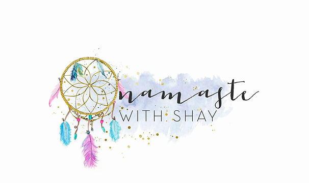 Namaste with Shay