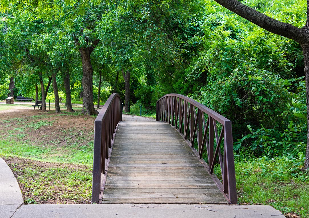 VIllages of Bear Creek Park in Euless, TX