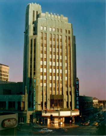 The Wiltern Theatre and Pellissier Building