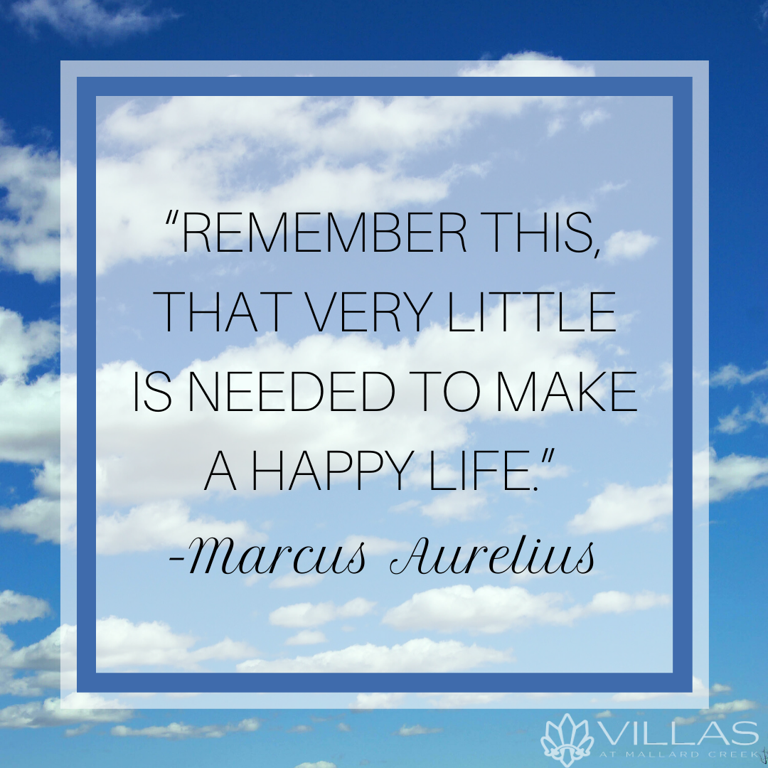encouraging quotes | Villas at Mallard Creek Apartment