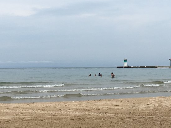 Waukegan Municipal Beach Illinios