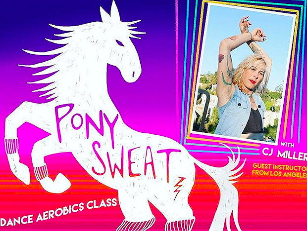 Pony Sweat Aerobics