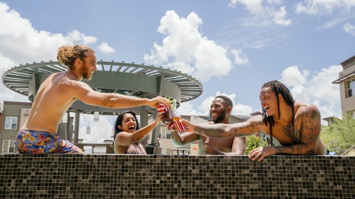 best apartment amenities for summer 2021