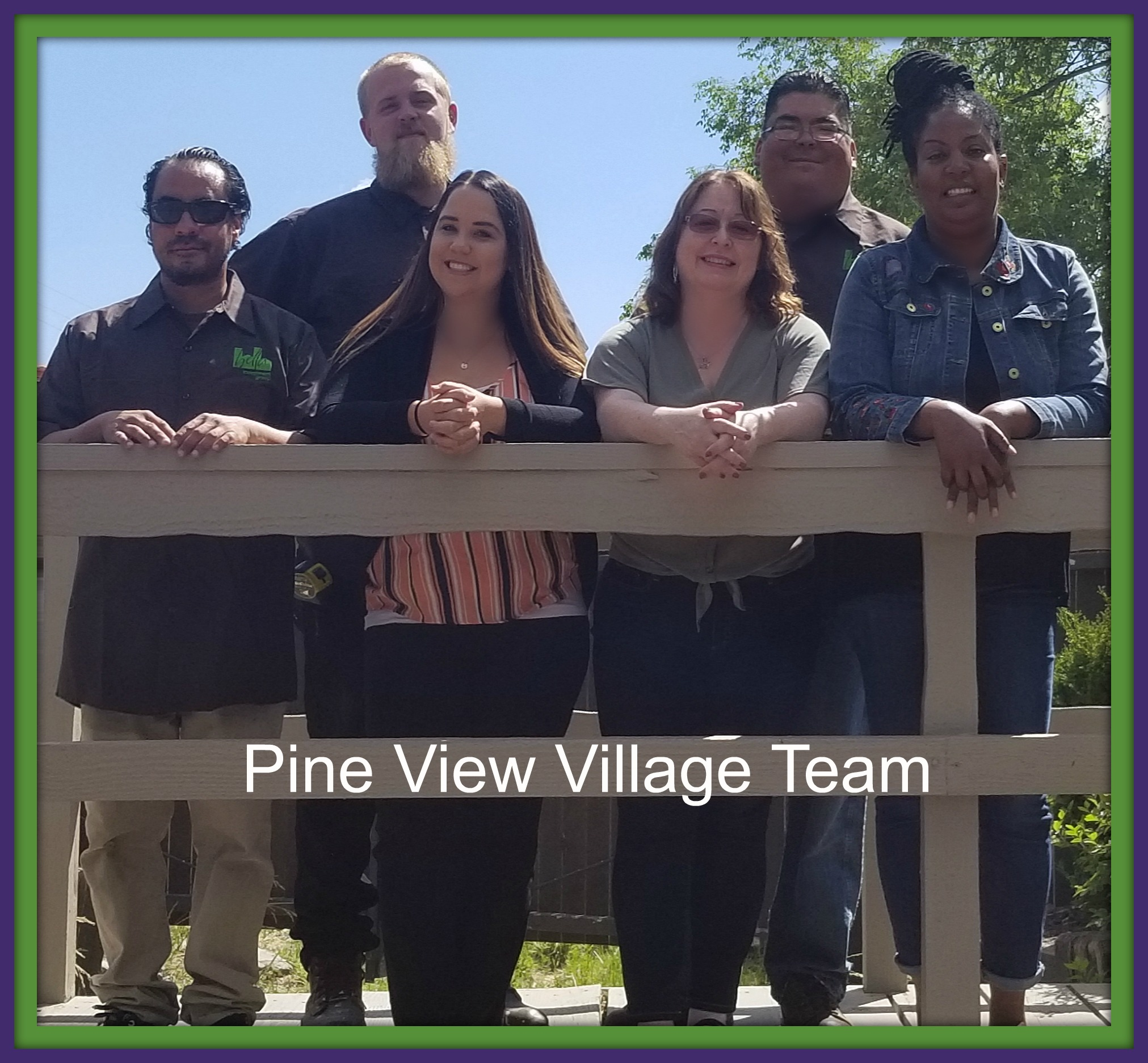 Your Pine View Village Team