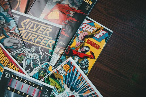 Alter Ego Comics in Lima, Ohio
