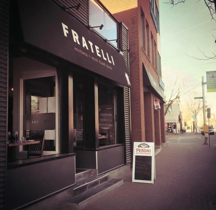 The image of the Fratelli Westboro location