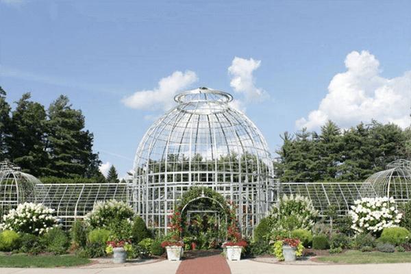 taylor conservatory and botanical gardens taylor michigan