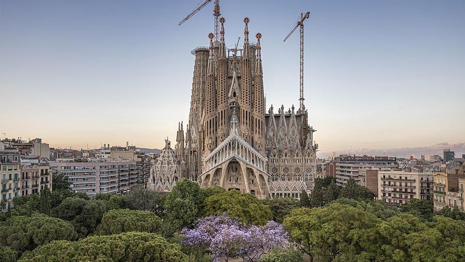 Basilicadela Sagrada Familia