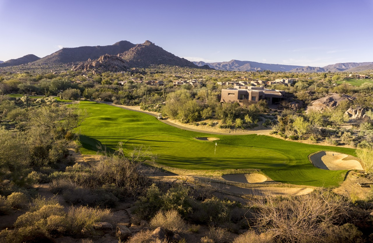 Golf Courses in Scottsdale