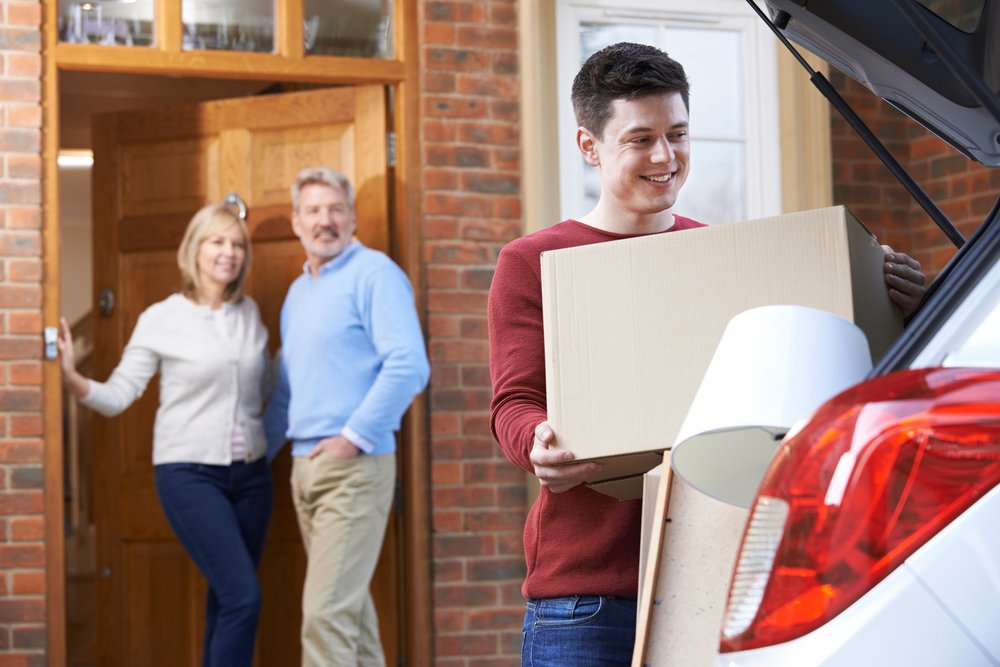 If you finally feel ready to leave the nest, it's important to prepare ahead of time and find a home that meets your needs.
