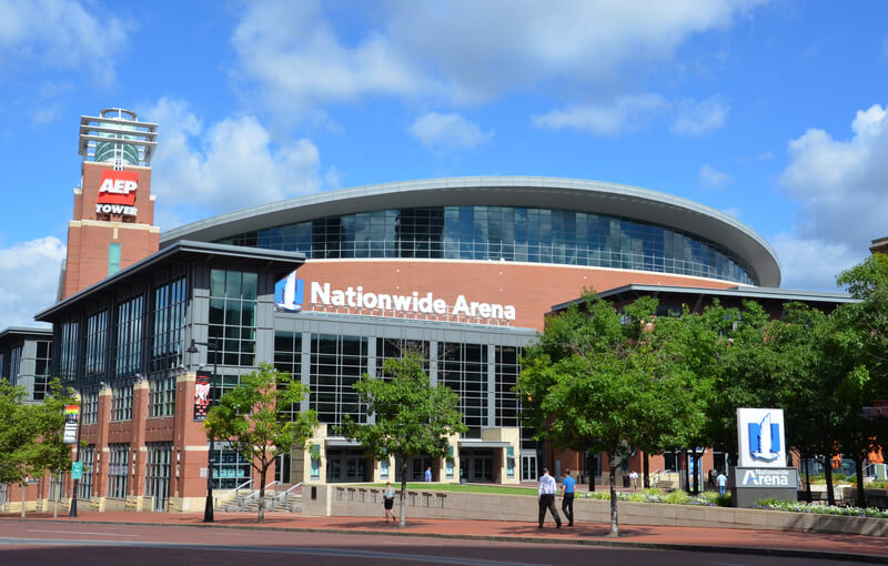 nationwide arena columbus ohio