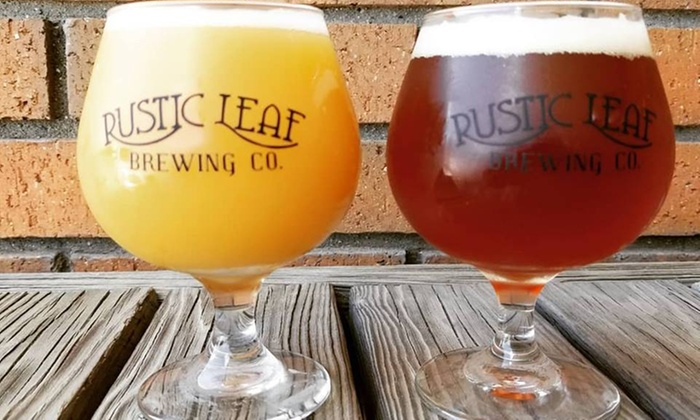 rustic leaf brewing company waterford michigan