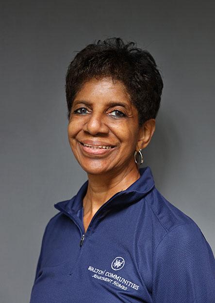 Tina Brown Community Attendant