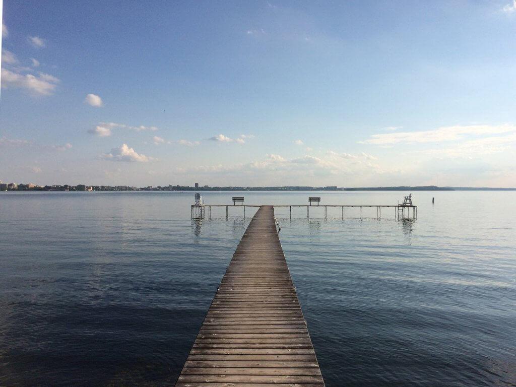 Lake mendota madison wisconsin