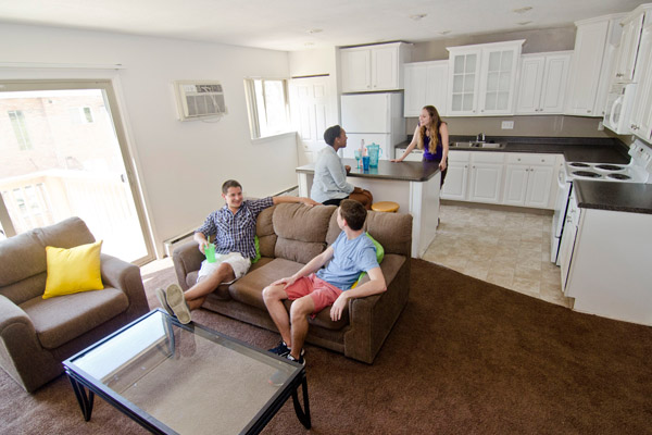 Cedar Street Apartments | East Lansing Apartments Near Michigan State University