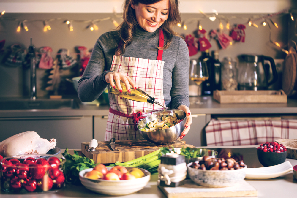 Don't let your health fall to the wayside during the holidays.