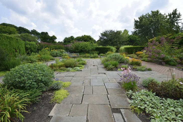 Toledo Botanical Garden Ohio