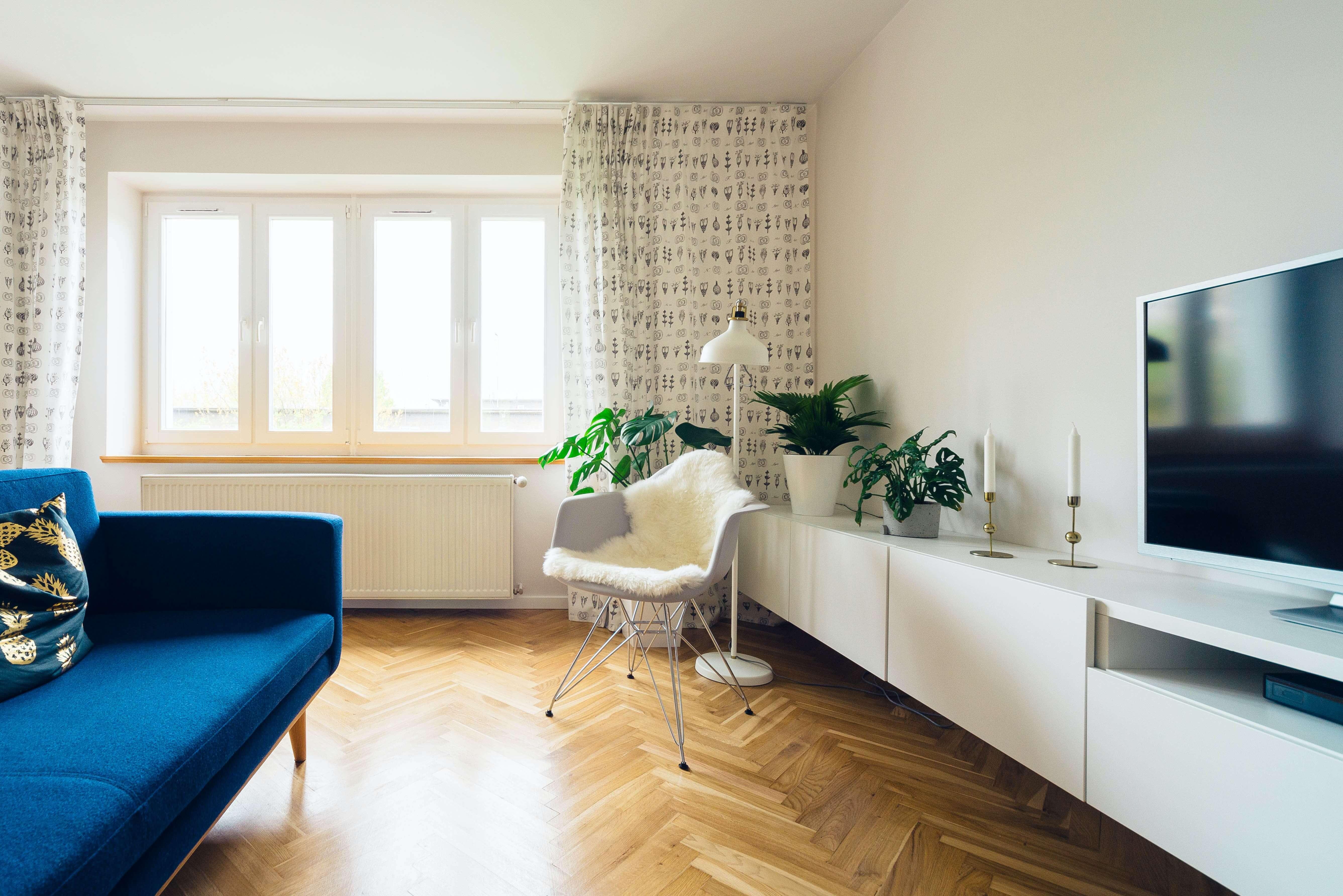 Simple apartment living