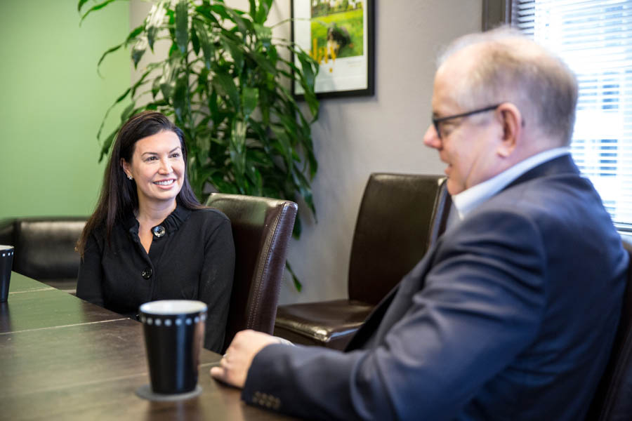 Vanessa Sturgeon and Henry Wessinger reflect on how they carry on their family business legacies.