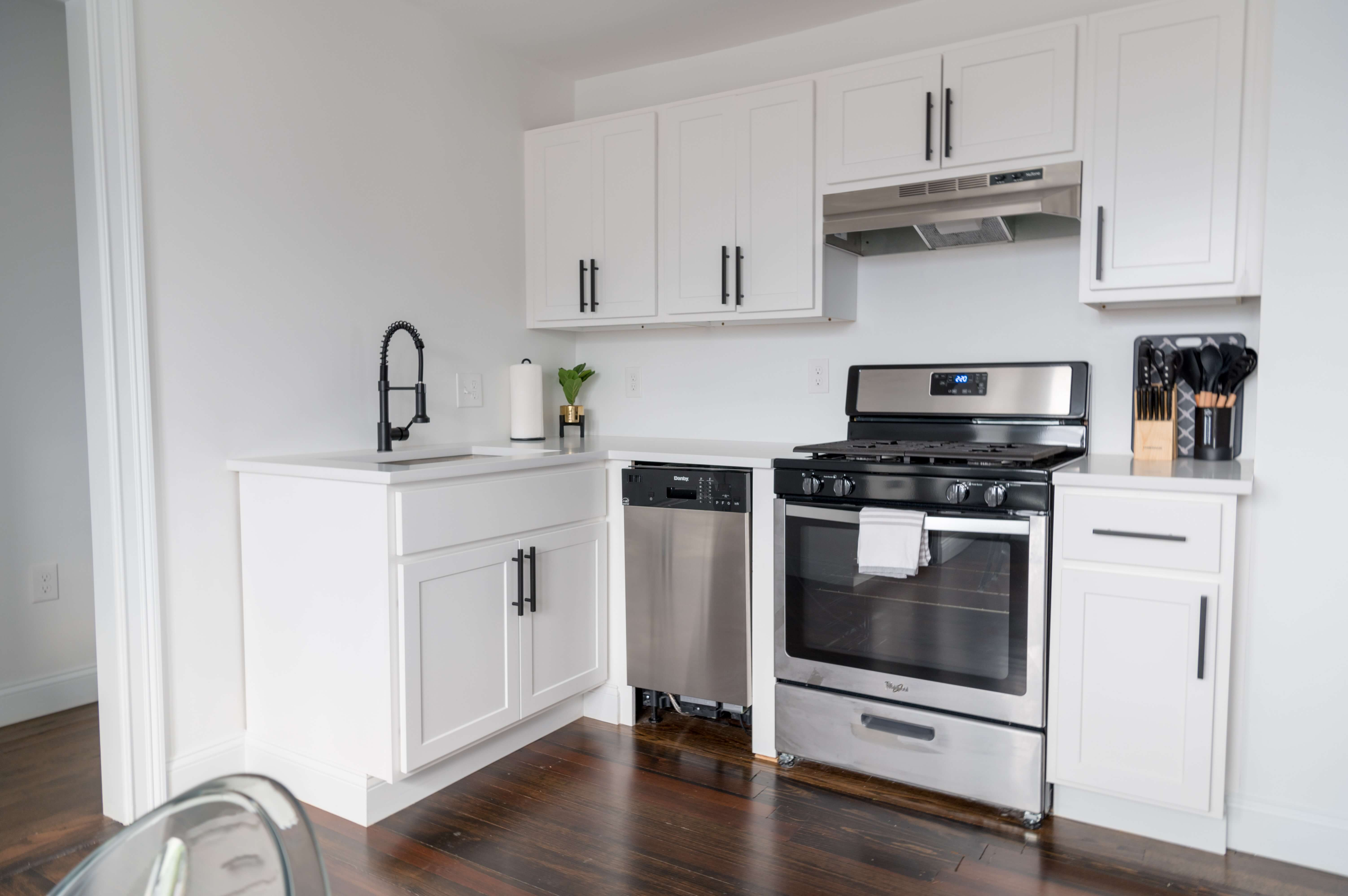 downsizing to an apartment