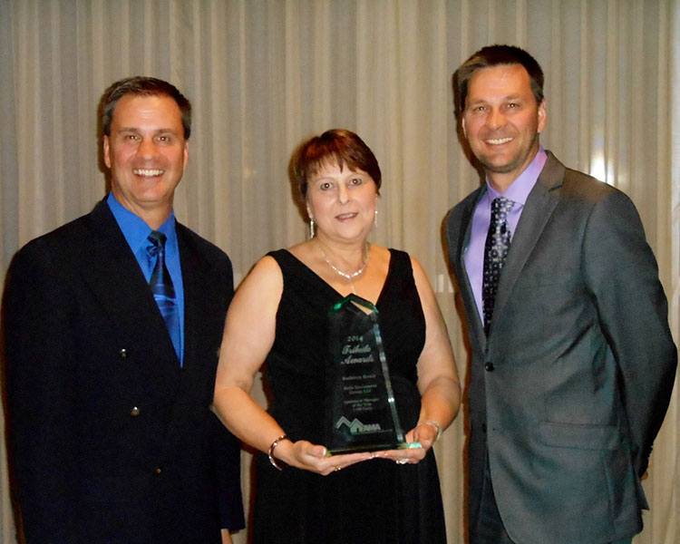 Kathy Bowie, 2014 AMA Property Manager of the Year