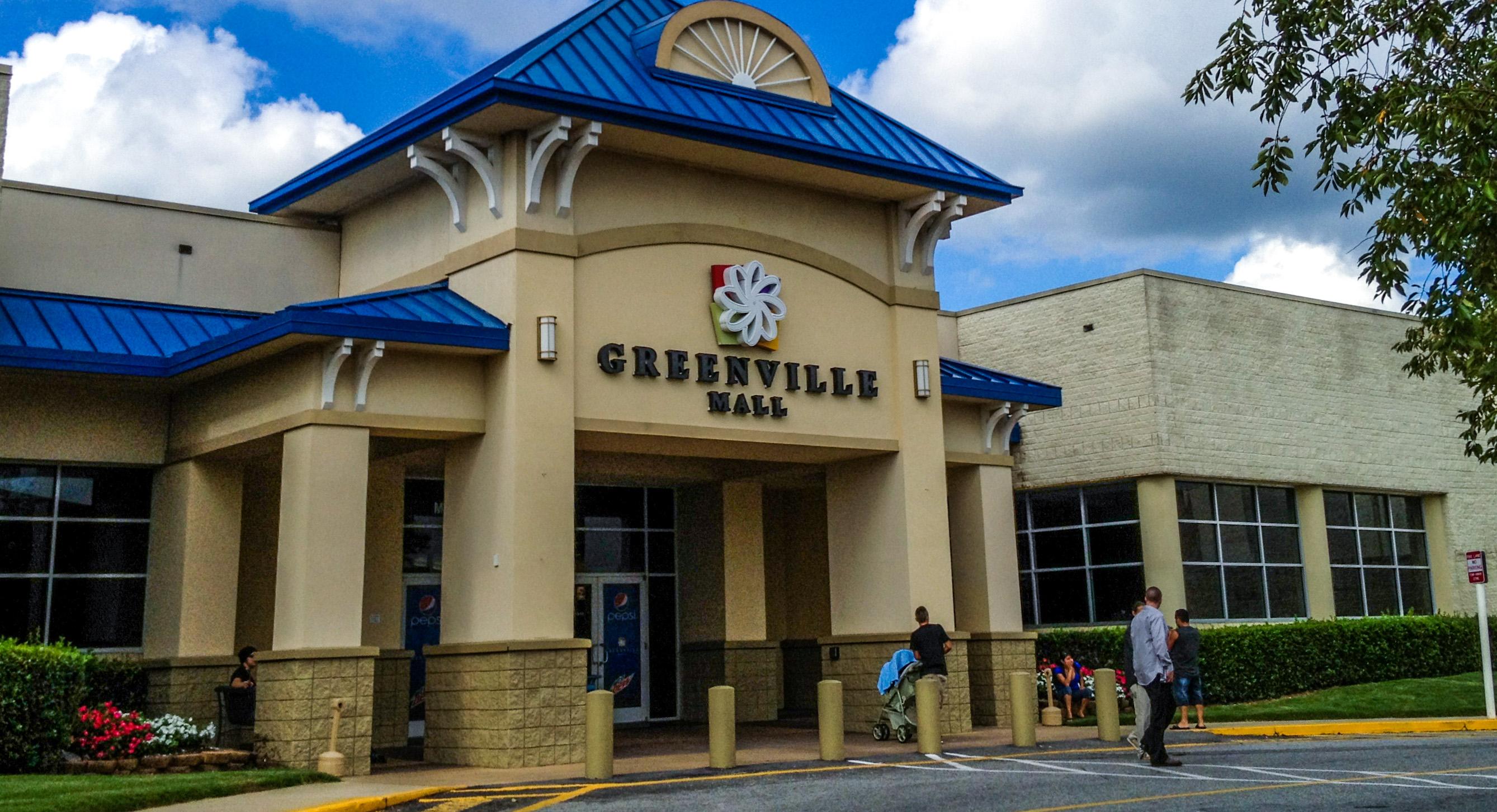 greenville mall north carolina