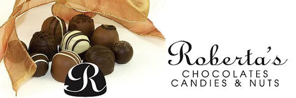 Roberta's Chocolates Logo
