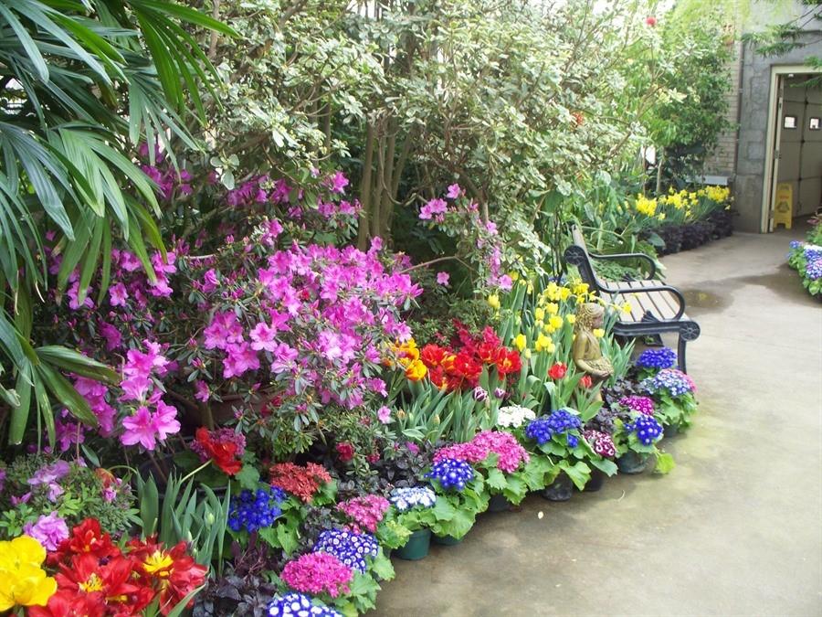 vander veer botanical park davenport iowa