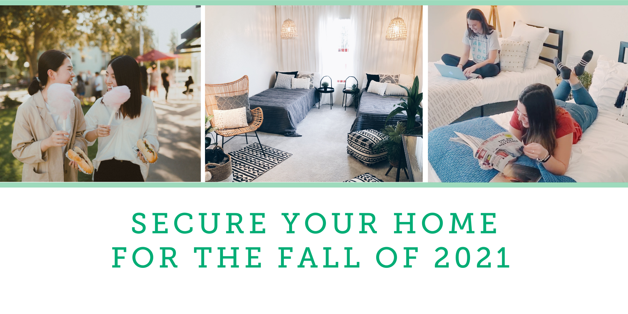Secure Your Home For the Fall of 2021