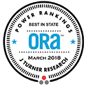 March 2018 Best in State Award - J Turner Research