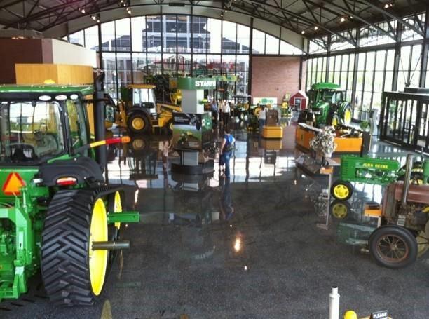 John Deere Pavilion Moline Illinois
