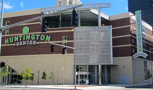 huntington center toledo ohio
