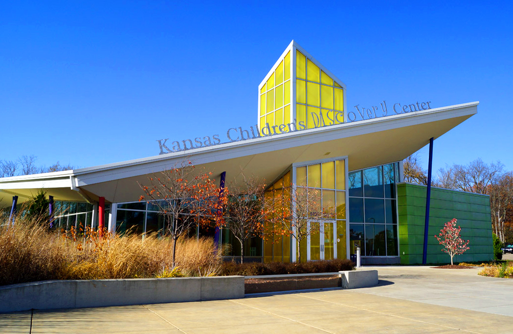 kansas childrens discovery center topeka