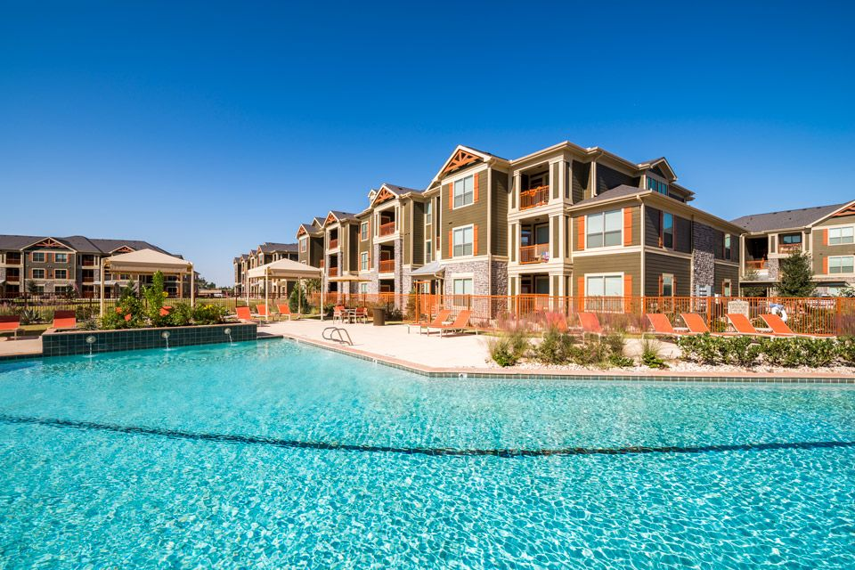 Olympic Sized Pool | Faudree Ranch