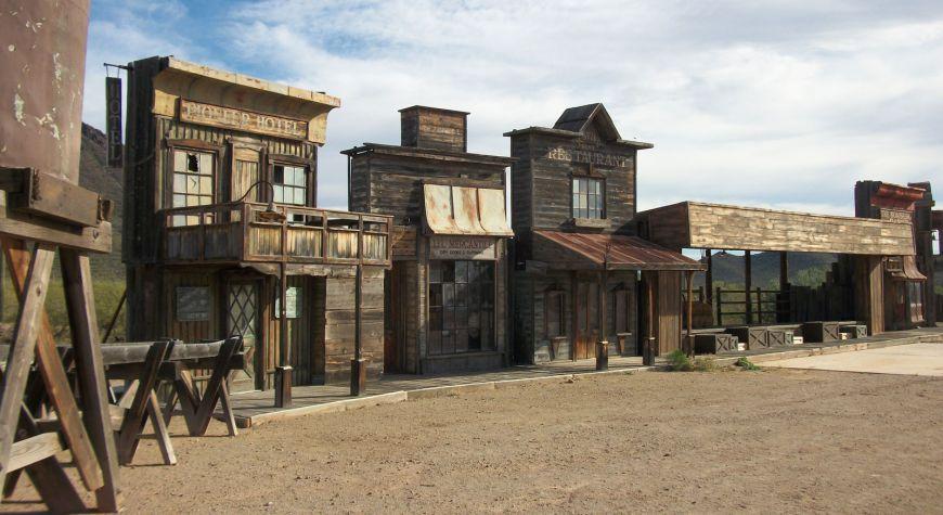 old tucson arizona