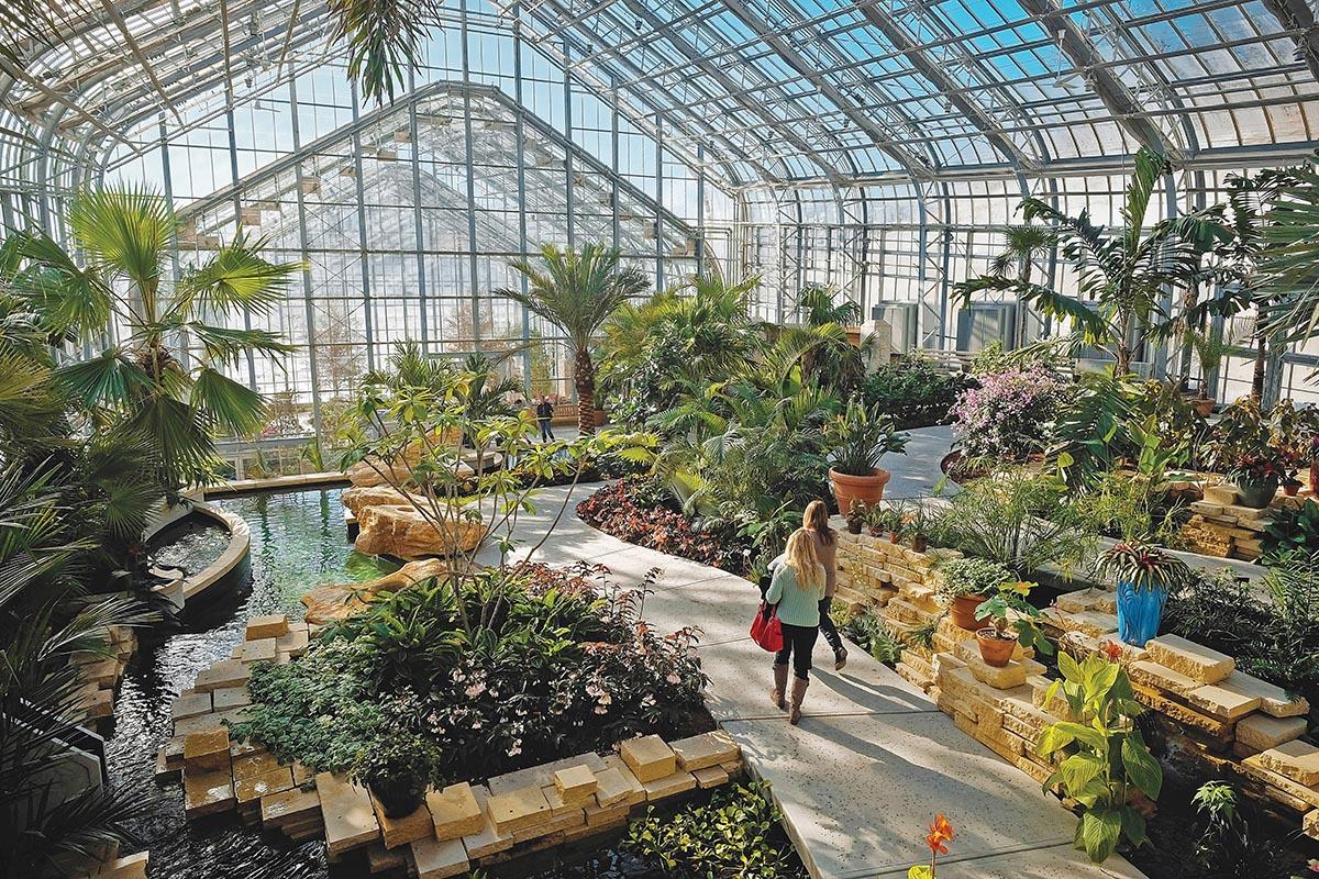 lauritzen botanical gardens omaha nebraska