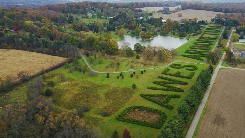 dawes arboretum newark ohio